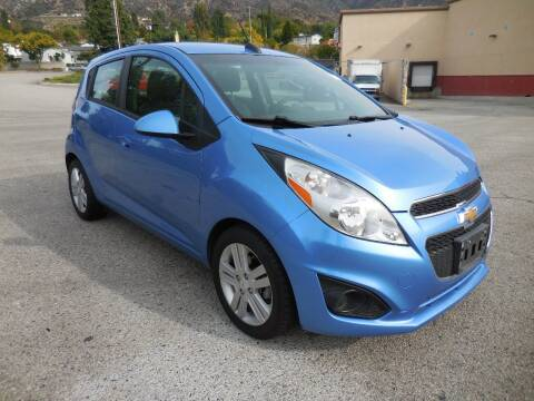 2015 Chevrolet Spark for sale at ARAX AUTO SALES in Tujunga CA