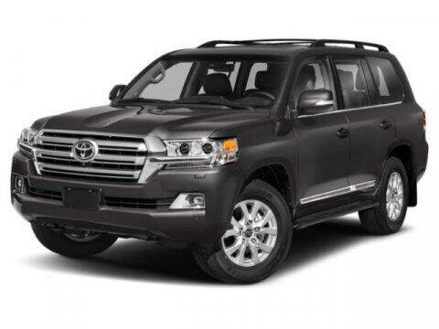 2021 Toyota Land Cruiser for sale at TEJAS TOYOTA in Humble TX