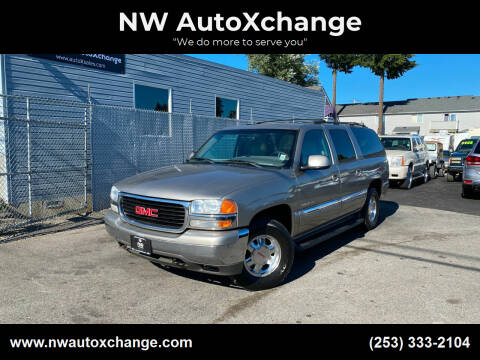 2000 GMC Yukon XL for sale at NW AutoXchange in Auburn WA