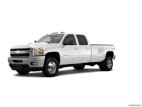 2013 Chevrolet Silverado 3500HD for sale at SULLIVAN MOTOR COMPANY INC. in Mesa AZ
