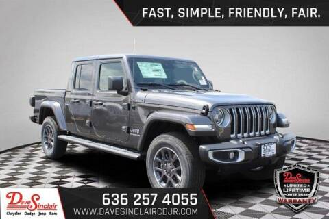 2021 Jeep Gladiator for sale at Dave Sinclair Chrysler Dodge Jeep Ram in Pacific MO