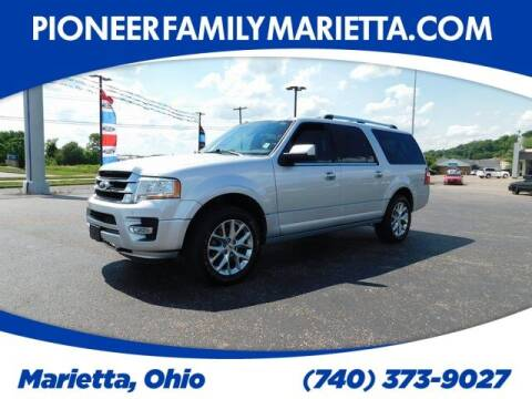 2016 Ford Expedition EL for sale at Pioneer Family preowned autos in Williamstown WV