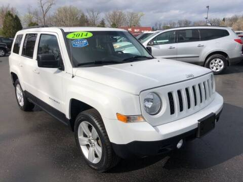 2014 Jeep Patriot for sale at Newcombs Auto Sales in Auburn Hills MI
