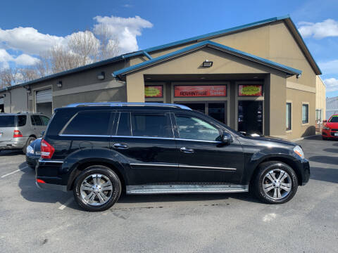 2012 Mercedes-Benz GL-Class for sale at Advantage Auto Sales in Garden City ID