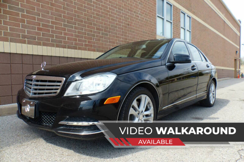 2014 Mercedes-Benz C-Class for sale at Macomb Automotive Group in New Haven MI