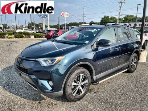 2017 Toyota RAV4 for sale at Kindle Auto Plaza in Cape May Court House NJ