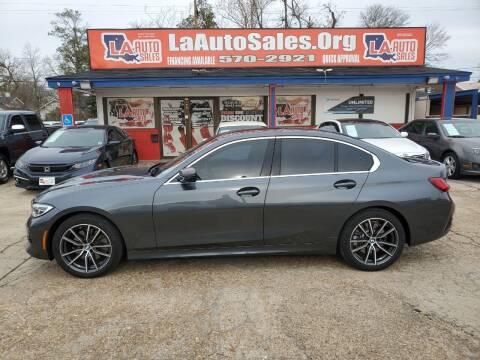 2020 BMW 3 Series for sale at LA Auto Sales in Monroe LA