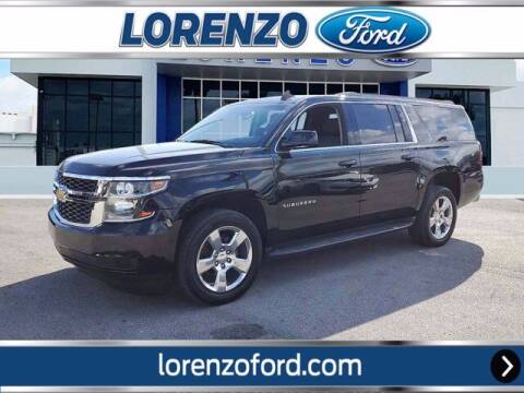 2016 Chevrolet Suburban for sale at Lorenzo Ford in Homestead FL