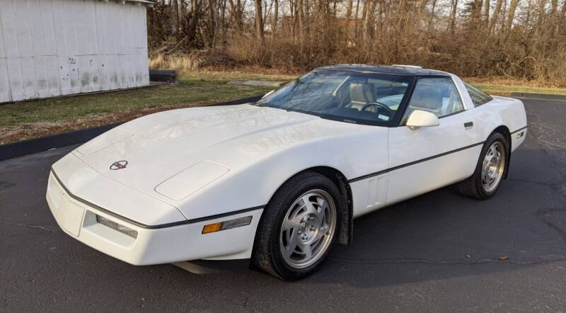 1990 Chevrolet Corvette for sale at Old Monroe Auto in Old Monroe MO