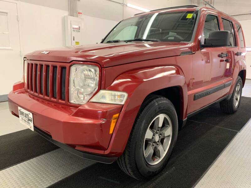 2008 Jeep Liberty for sale at TOWNE AUTO BROKERS in Virginia Beach VA