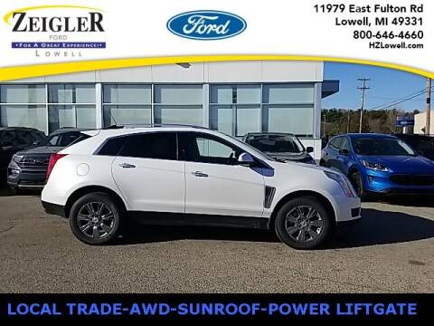 2016 Cadillac SRX for sale at Zeigler Ford of Plainwell- Jeff Bishop in Plainwell MI