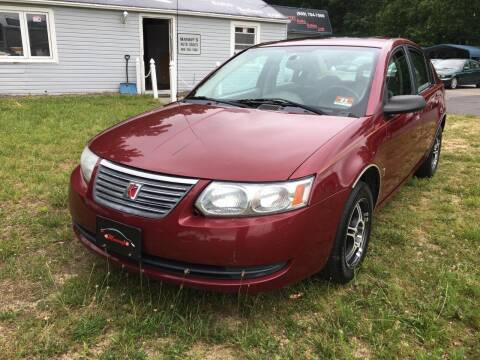 2007 Saturn Ion for sale at Manny's Auto Sales in Winslow NJ