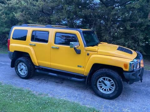 2006 HUMMER H3 for sale at Kansas Car Finder in Valley Falls KS