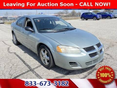2006 Dodge Stratus for sale at Glenbrook Dodge Chrysler Jeep Ram and Fiat in Fort Wayne IN