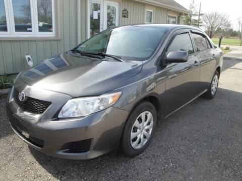 2010 Toyota Corolla for sale at Columbus Car Company LLC in Columbus OH