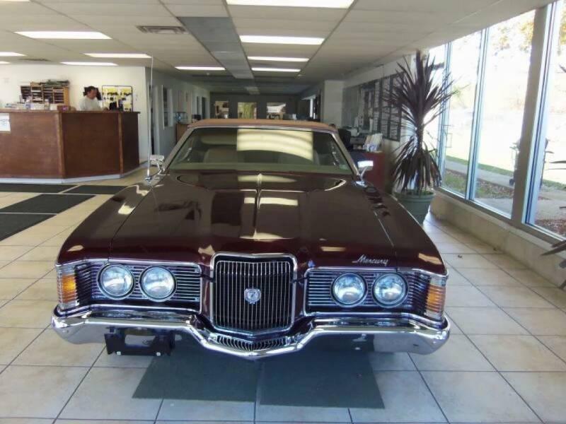 1972 Mercury Cougar XR7 - Amherst OH