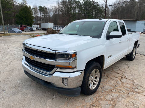 2017 Chevrolet Silverado 1500 for sale at Elite Motor Brokers in Austell GA
