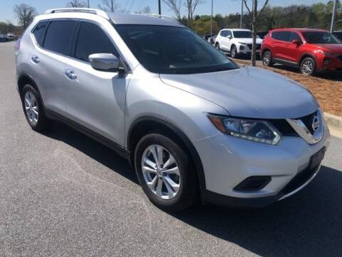 2015 Nissan Rogue for sale at CU Carfinders in Norcross GA