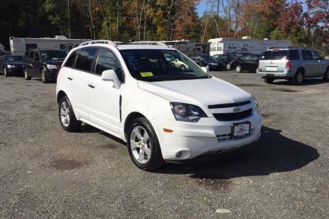 2015 Chevrolet Captiva Sport for sale at Downeast Auto Inc in Waterboro ME