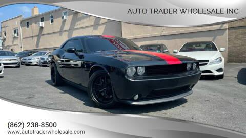 2013 Dodge Challenger for sale at Auto Trader Wholesale Inc in Saddle Brook NJ