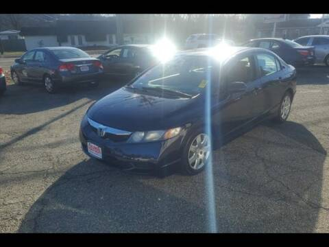 2010 Honda Civic for sale at Colonial Motors in Mine Hill NJ