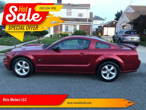 2007 Ford Mustang for sale at Reis Motors LLC in Lawrence NY
