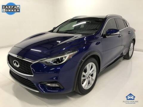 2017 Infiniti QX30 for sale at AUTO HOUSE PHOENIX in Peoria AZ