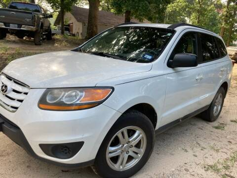 2010 Hyundai Santa Fe for sale at Peppard Autoplex in Nacogdoches TX