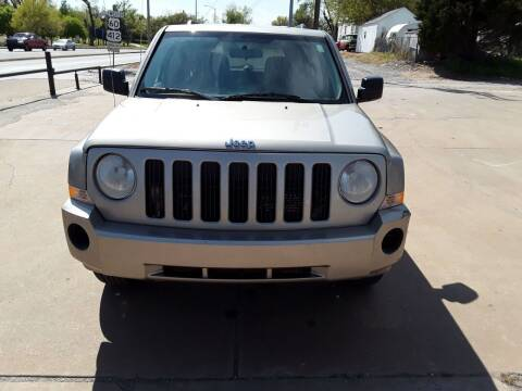 2009 Jeep Patriot for sale at NORTHWEST MOTORS in Enid OK