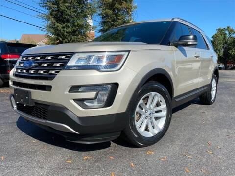 2017 Ford Explorer for sale at iDeal Auto in Raleigh NC