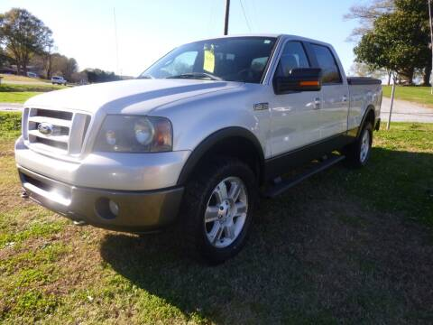 2007 Ford F-150 for sale at Ed Steibel Imports in Shelby NC