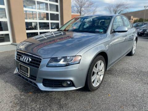 2011 Audi A4 for sale at MAGIC AUTO SALES - Magic Auto Prestige in South Hackensack NJ