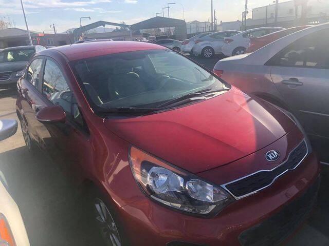 2014 Kia Rio 5-Door for sale at Silver Star Auto in San Bernardino CA
