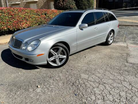 2005 Mercedes-Benz E-Class for sale at EA Motorgroup in Austin TX