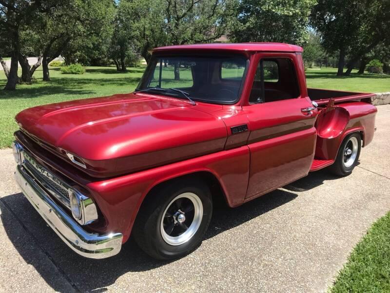 1965 Chevrolet C/K 10 Series for sale at Mafia Motors in Boerne TX