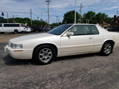 2001 Cadillac Eldorado for sale at COLONIAL AUTO SALES in North Lima OH