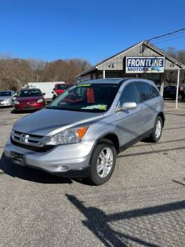 2011 Honda CR-V for sale at Frontline Motors Inc in Chicopee MA
