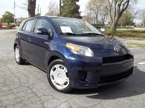 2014 Scion xD for sale at CORTEZ AUTO SALES INC in Marietta GA