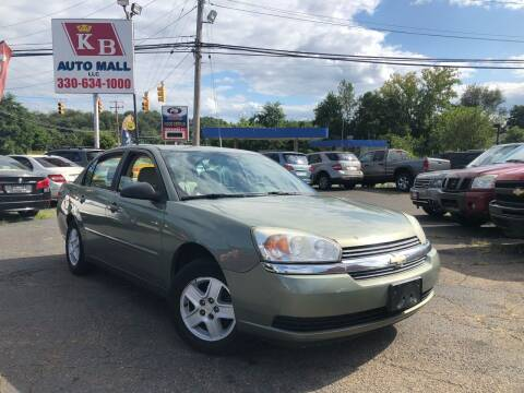 2005 Chevrolet Malibu for sale at KB Auto Mall LLC in Akron OH
