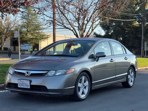 2006 Honda Civic for sale at AutoAffari LLC in Sacramento CA