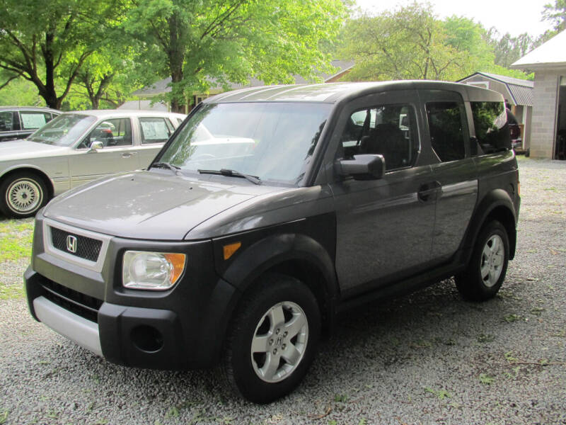 2005 Honda Element for sale at White Cross Auto Sales in Chapel Hill NC