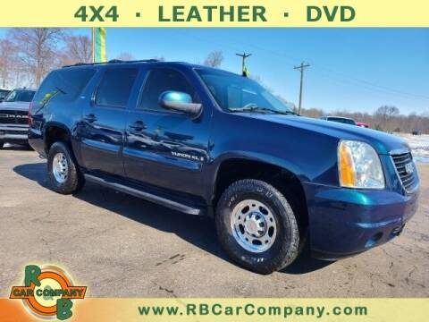 2007 GMC Yukon XL for sale at R & B CAR CO - R&B CAR COMPANY in Columbia City IN