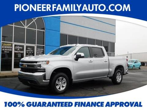 2021 Chevrolet Silverado 1500 for sale at Pioneer Family auto in Marietta OH