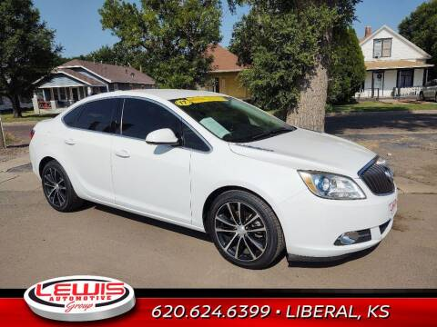 2017 Buick Verano for sale at Lewis Chevrolet Buick of Liberal in Liberal KS