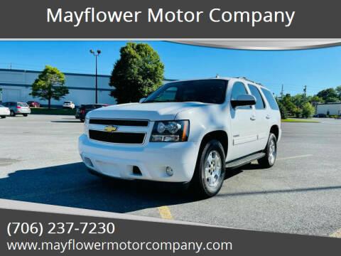 2013 Chevrolet Tahoe for sale at Mayflower Motor Company in Rome GA