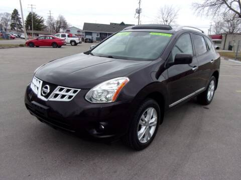 2013 Nissan Rogue for sale at Ideal Auto Sales, Inc. in Waukesha WI