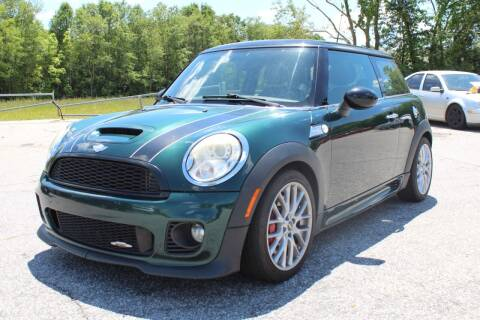 2010 MINI Cooper for sale at UpCountry Motors in Taylors SC