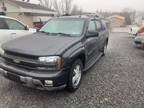 2004 Chevrolet TrailBlazer EXT for sale at JM Auto Sales in Shenandoah PA