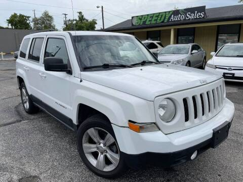2013 Jeep Patriot for sale at speedy auto sales in Indianapolis IN