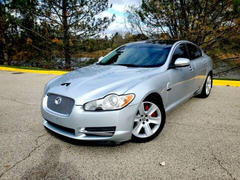2011 Jaguar XF for sale at Excalibur Auto Sales in Palatine IL